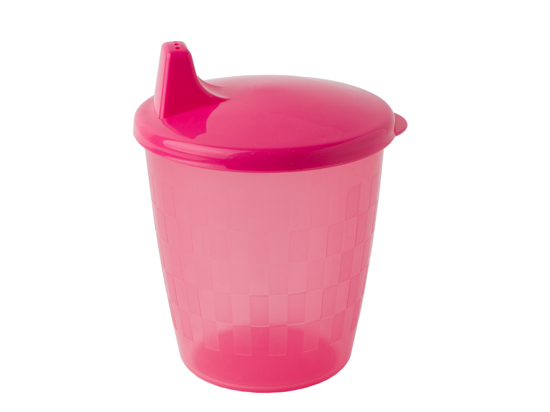 Feeding Cup 250 ml, Domino Series