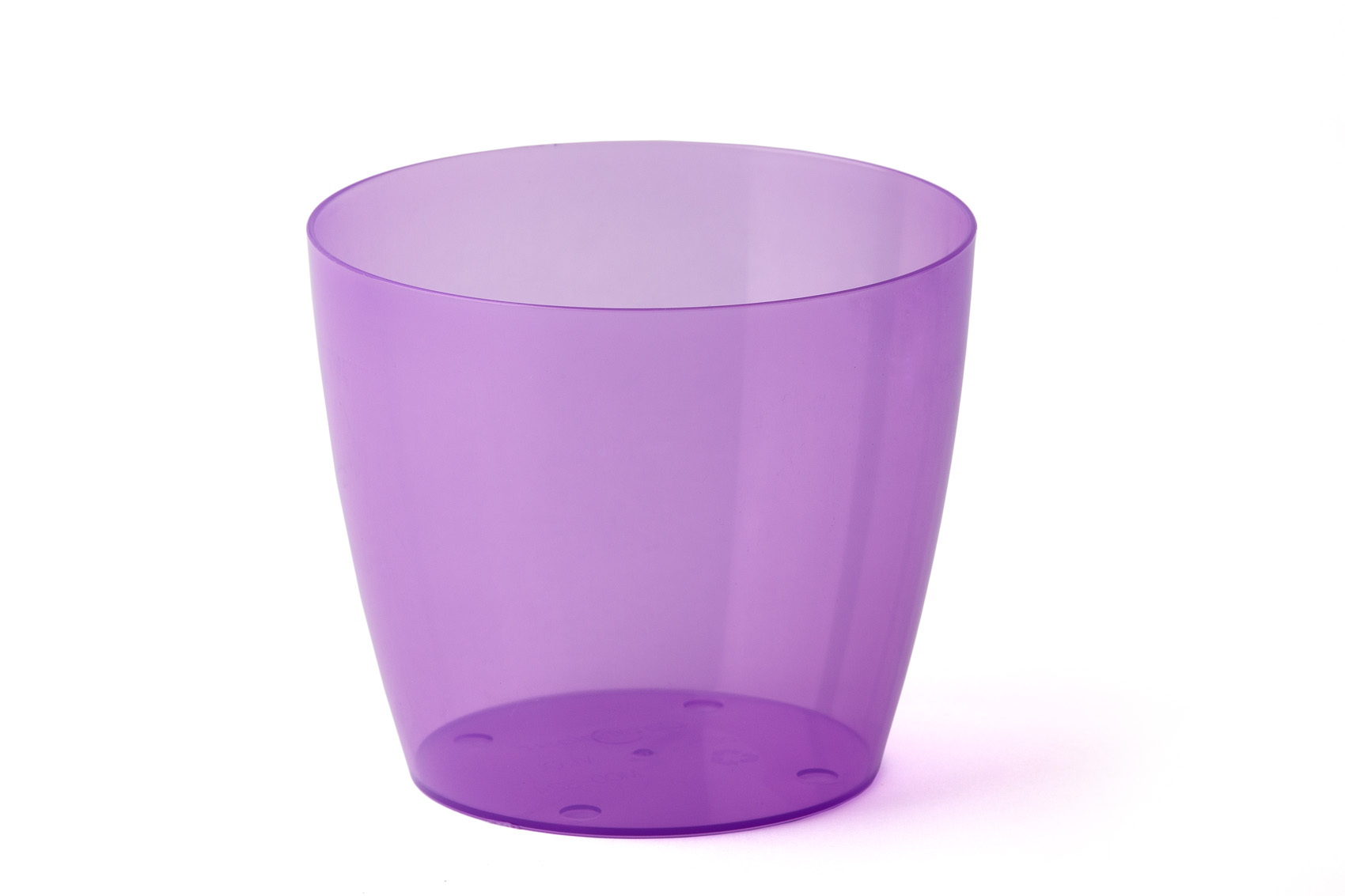Flower Pot for Orchids 100 mm 0.5 l